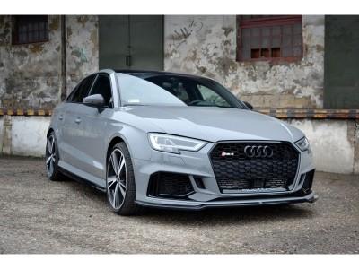 Audi RS3 8V Matrix2 Front Bumper Extension
