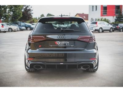 Audi RS3 8V Monor Heckansatz