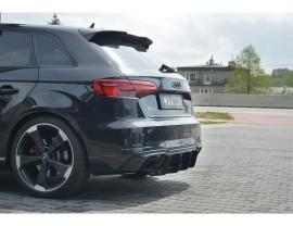 Audi RS3 8V RaceLine Heckansatz