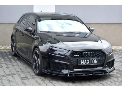 Audi RS3 8V RaceLine2 Front Bumper Extension
