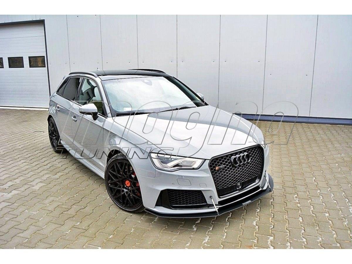 Audi RS3 8V Racer Frontansatz