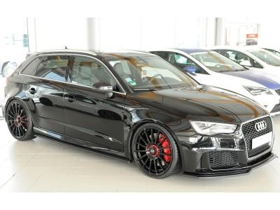 Audi RS3 8V Razor Seitenschwelleransatze