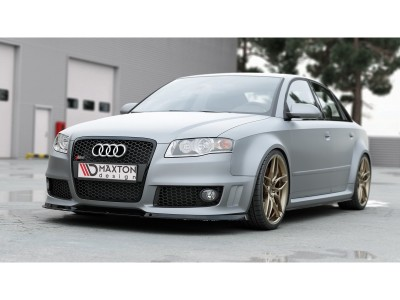 Audi RS4 B7 MX Front Bumper Extension