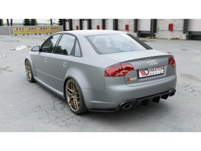 Audi RS4 B7 MX Heckansatz