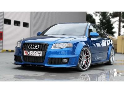 Audi RS4 B7 MX2 Front Bumper Extension