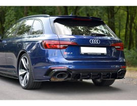Audi RS4 B9 MX Heckansatz