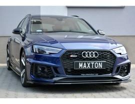 Audi RS4 B9 MX2 Elso Lokharito Toldat