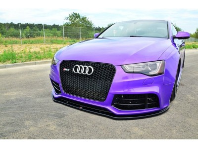Audi RS5 8T Facelift MX Front Bumper Extension
