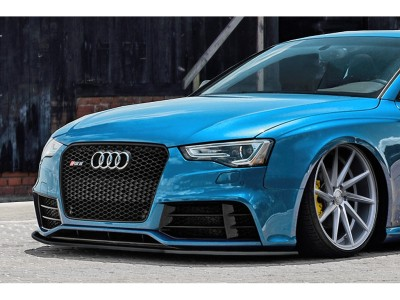 Audi RS5 8T Intenso Front Bumper Extension