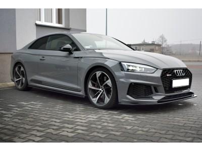Audi RS5 F5 Extensie Bara Fata MX2