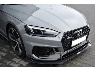 Audi RS5 F5 Extensie Bara Fata Racer2