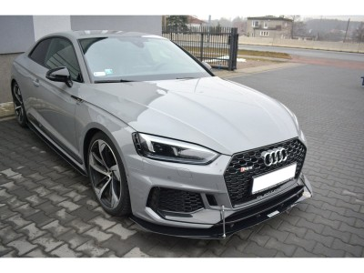 Audi RS5 F5 Extensie Bara Fata Racer