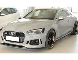 Audi RS5 F5 Extensie Bara Fata Razor