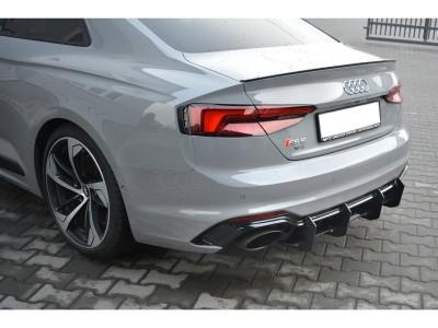 Audi RS5 F5 Extensie Bara Spate Racer2