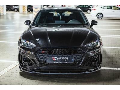 Audi RS5 F5 Matrix2 Front Bumper Extension