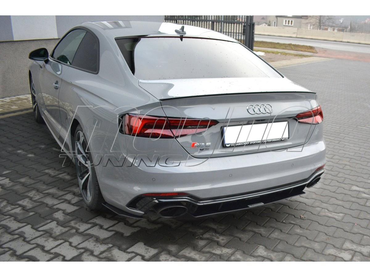Audi RS5 F5 Racer Heckansatz
