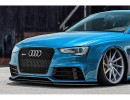 Audi RS5 Intenso Front Bumper Extension