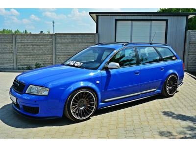 Audi RS6 C5 / 4B MX Side Skirt Extensions