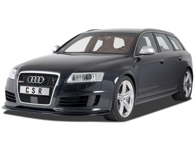 Audi RS6 C6 / 4F Cyber Front Bumper Extension