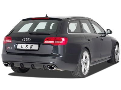 Audi RS6 C6 / 4F Cyber Heckansatz
