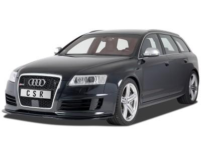 Audi RS6 C6 / 4F Extensie Bara Fata Cyber