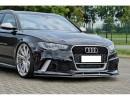 Audi RS6 C7 / 4G Extensie Bara Fata Intenso