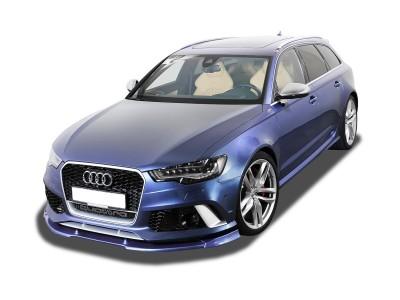 Audi RS6 C7 / 4G Extensie Bara Fata Verus-X