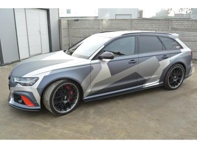 Audi RS6 C7 / 4G Extensii Praguri MX