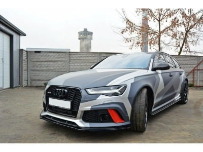 Audi RS6 C7 / 4G MX Front Bumper Extension
