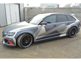 Audi RS6 C7 / 4G MX Seitenschwelleransatze
