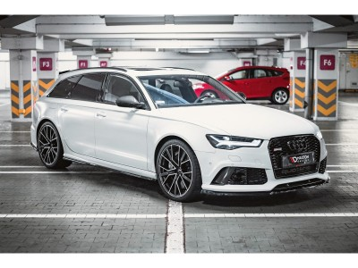 Audi RS6 C7 / 4G Matrix Front Bumper Extension