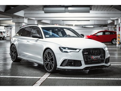 Audi RS6 C7 / 4G Matrix2 Front Bumper Extension