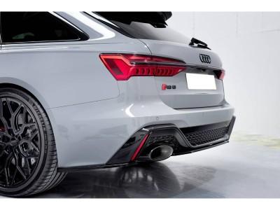 Audi RS6 C8 Extensie Bara Spate MX