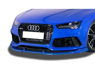 Audi RS7 4G Extensie Bara Fata Verus-X