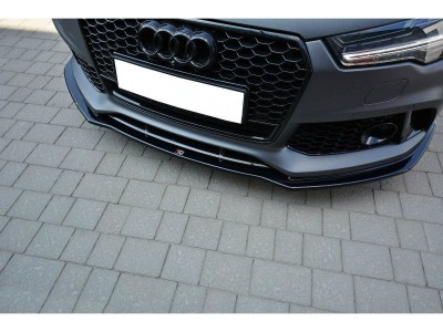Audi RS7 4G MX Front Bumper Extension