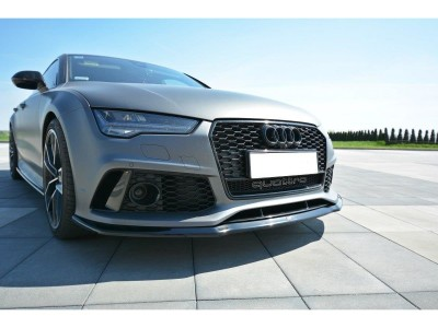 Audi RS7 4G MX2 Front Bumper Extension