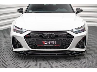 Audi RS7 C8 / 4K8 MX Front Bumper Extension