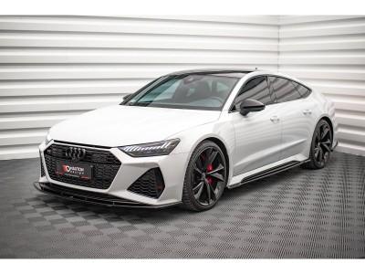 Audi RS7 C8 / 4K8 MX2 Front Bumper Extension