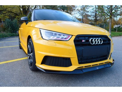 Audi S1 8X MX Front Bumper Extension