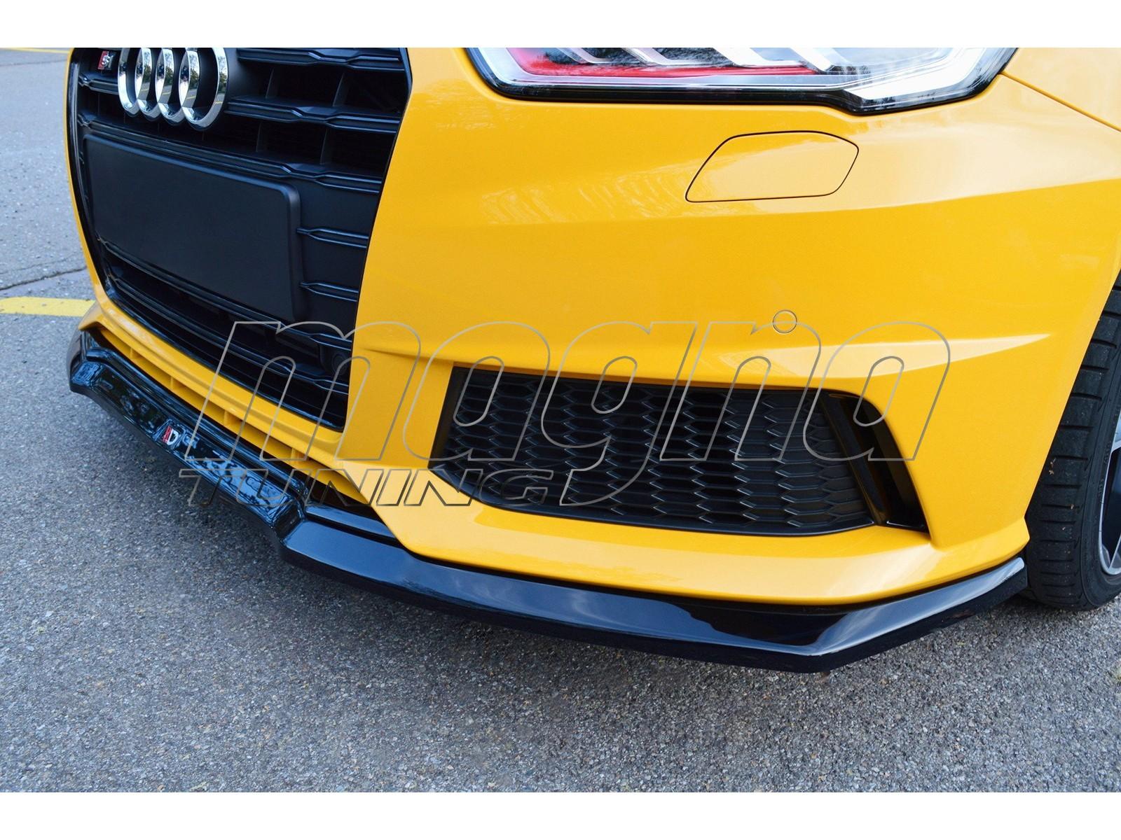 Audi S1 8X MX Frontansatz