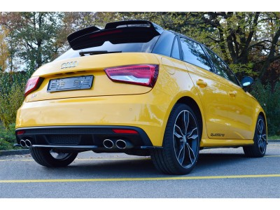 Audi S1 8X MX Rear Bumper Extension
