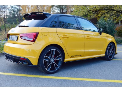 Audi S1 8X MX Side Skirt Extensions