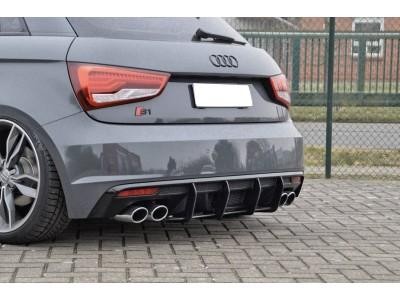 Audi S1 8X Racer Heckansatz