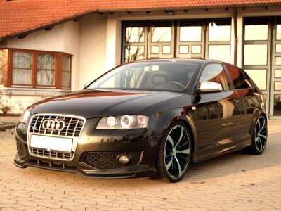 Audi S3 8P Extensie Bara Fata RaceLine