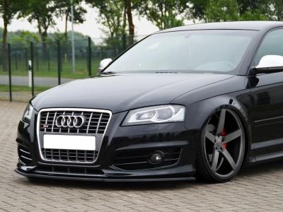 Audi S3 8P Intenso Elso Lokharito Toldat