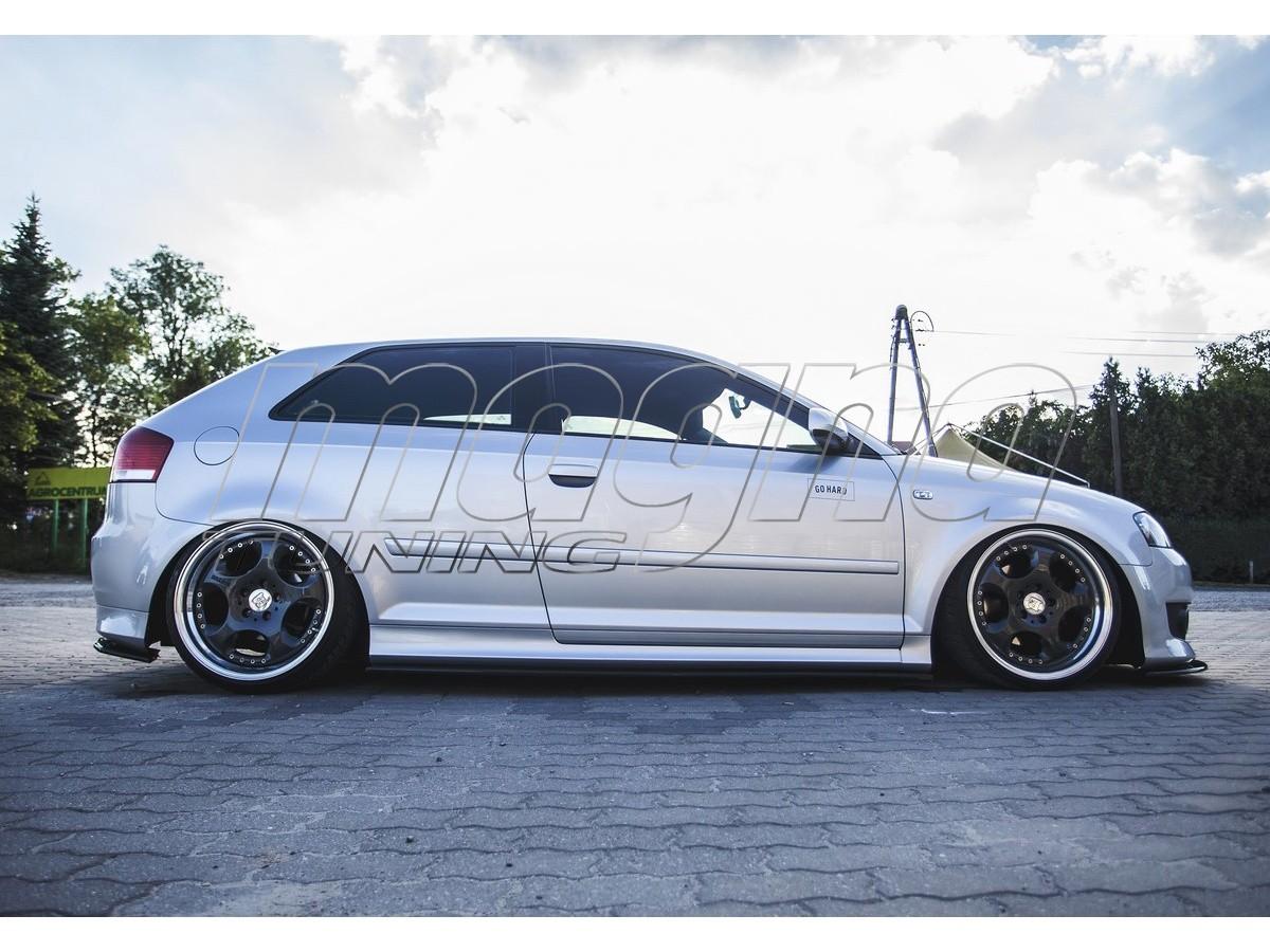 Audi S3 8P MX Body Kit