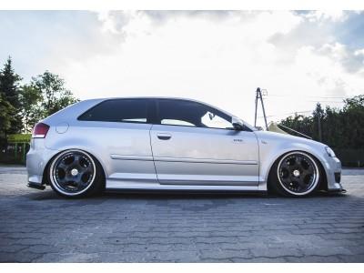 Audi S3 8P MX Kuszobok
