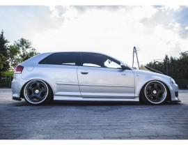Audi S3 8P MX Seitenschwelleransatze
