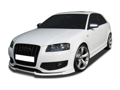 Audi S3 8P Verus-X Front Bumper Extension