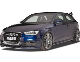 Audi S3 8V CX Front Bumper Extension
